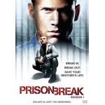 DVD Prison Break แผนลับแหกคุกนรก (Season 1) 6 แผ่นจบ (Master ซับไทย)