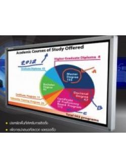 Interactive Touch Screen LED Display ยี่ห้อ Razr รุ่น P55D
