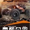 ไต่หินบั๊กกี้ 1:10 Rock Crawler RC Car Buggy Remote 2.4G 4WD 10 km/h