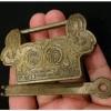 กุญแจจีน เลียนแบบโบราณ-กระต่ายคู่