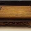 กี๋ ตั่งหรือฐานไม้ 15.5x25.5cm.