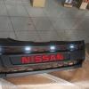 กระจังหน้าแต่ง Navara 15 NP300 พร้อมไฟ