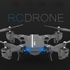 RC DRONE GLOBAL DRONE พับขา 2.4G 6-Axis Gyro