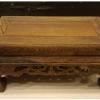 กี๋ ตั่งหรือฐานไม้ 12.5x20cm.