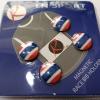 RaceNap ตัวติดเบอร์แม่เหล็ก Thai flag