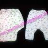 กางเกงขายาวผ้า cotton คละสี (แพ็ค 3 ตัว)