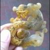 จี้หินสัญลักษณ์มงคล-มังกร
