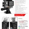 กล้องกันน้ำ ThiEYE i60+ 4K wifi Action Camera 12MP