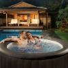 Intex PureSpa Jet Massage ระบบนวดด้วยแรงดันน้ อ่างน้ำร้อน ขนาดเส้นผ่านศูนย์กลาง 196 ซม.