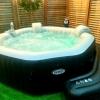 Intex PureSpa Jet Massage อ่างน้ำวน ขนาด 210 ซม. ลึก 71 ซม.