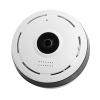 กองวงจรปิด IP FishEye ความคมชัด 1.3MP วิดีโอ 960P มุมมอง 360 เหมาะสำหรับ รถยนต์ TAXI