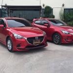 ชุดแต่ง Mazda2 Skyactiv รุ่น Mazdaspeed 5ประตู