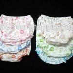 กางเกงขาจั๊ม ผ้า cotton คละสี (แพ็ค 3 ตัว)