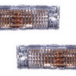 02-234M R/L Front Direction Indicator Lamp, Multi-Reflector
