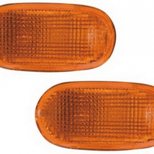 03-358 Amber Side Direction Indicator Lamp, Amber Lens