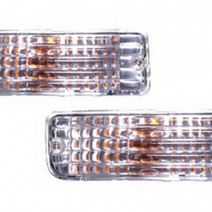 02-235M R/L Front Direction Indicator Lamp, Multi-Reflector