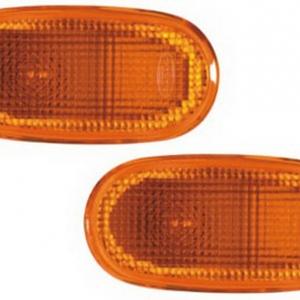 03-369 Side Direction Indicator Lamp, Amber Lens
