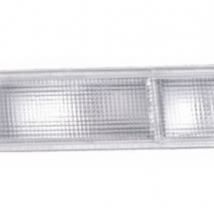 02-237 R/L Clear Front Direction Indicator, Front Position Lamp, Clear Lens