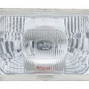 10-839 165x100mm High/Low Beam Headlamp, RHD