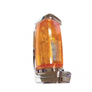 03-380 (English) Side Turn Lamp, Chrome