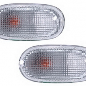 03-358 Clear Side Direction Indicator Lamp, Clear Lens