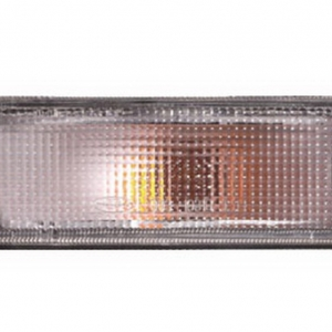 02-233 R/L Clear Front Direction Indicator, Front Position Lamp, Clear Lens