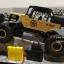 รถจิ๊บบังคับไฟฟ้า jeeb ไต่หิน4x4 1/14 เคลื่อน 2.4 Gz no.699-112B (สีเหลืองทอง) thumbnail 3