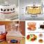 ถาดโชว์เค้กครอบเค้ก 3in1(สินค้ามีจำนวนจำกัดค่ะ) thumbnail 1