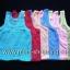 เสื้อกล้ามเด็กแบบมีรู แพ็ค 6 ตัว (คละสี) thumbnail 1