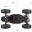 ไต่หินบั๊กกี้ 1:10 Rock Crawler RC Car Buggy 2 มอเตอร์ 4WD Remote 2.4G 4WD thumbnail 18