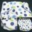 (แพ็ค 3 ตัว+แผ่น 3 แผ่น) กางเกงผ้าอ้อมกันน้ำ One Size (กระดุม) เอวปรับระดับได้ พร้อมแผ่นซับฉี่ไมโครไฟเบอร์ ไซส์แรกเกิด - 15 กก. thumbnail 4