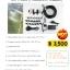 ชุดปั๊มพ่นหมอก 10 หัว สายยาว 20 เมตร (ดูดน้ำจากถังพัก) thumbnail 2