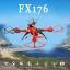 โดรน GPS FX176 wifi fpv 720p บินตามตัว+ขีดเส้นบินตามมือ thumbnail 3