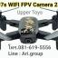 โดรน DM107S 2.4GHz 6-Axis Gyro Wi-Fi FPV กล้อง 2.0MP HD Camera thumbnail 4