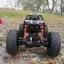 ไต่หินบั๊กกี้ 1:10 Rock Crawler RC Car Buggy 2 มอเตอร์ 4WD Remote 2.4G 4WD thumbnail 29