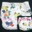 (แพ็ค 3 ตัว+แผ่น 3 แผ่น) กางเกงผ้าอ้อมกันน้ำ One Size (กระดุม) เอวปรับระดับได้ พร้อมแผ่นซับฉี่ไมโครไฟเบอร์ ไซส์แรกเกิด - 15 กก. thumbnail 2