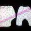 กางเกงขายาวผ้า cotton คละสี (แพ็ค 3 ตัว) thumbnail 1