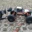 ไต่หินบั๊กกี้ 1:10 Rock Crawler RC Car Buggy 2 มอเตอร์ 4WD Remote 2.4G 4WD thumbnail 27