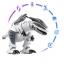 ไดโนเสาร์บังคับยิงปืนได้จริง Dinosaur หัวมีเซ็นเซอร์ มีเสียงเพลง thumbnail 6