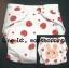 (แพ็ค 3 ตัว+แผ่น 3 แผ่น) กางเกงผ้าอ้อมกันน้ำ One Size (กระดุม) เอวปรับระดับได้ พร้อมแผ่นซับฉี่ไมโครไฟเบอร์ ไซส์แรกเกิด - 15 กก. thumbnail 8