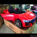 BMWi8 Sport *คันใหญ่* (ออกตัวสมูท, เบาะเลื่อนได้3ระดับ, 2แบต2มอเตอร์, เล่นusb+sd+mp3, มีโช้คเหล็กหนา, ท้ายเก็บของได้, รีโมทบูลทูธ)