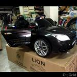 BMW M6 **2แบต2มอเตอร์, มีโช้คหลัง,ท้ายเก็บของได้**