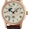 นาฬิกาผู้ชาย Orient รุ่น SET0T001W0, Automatic Sun And Moon Collection Japan