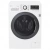 เครื่องซักผ้า ซัก+อบ LG ขนาดซัก 10 KG/อบ 7 KG ระบบ 6 MOTION,Direct Drive LG F1410HPRW