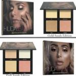 HUDA BEAUTY ไฮไลด์4ช่อง4สี เพิ่มมิติบนใบหน้าเพิ่มความโดนเด่น ราคา 180฿ #เครื่องสำอางราคาถูก #เครื่องสำอางแบรนด์เนม #ขายส่ง #beautyact #ขายส่งราคาถูก #เครื่องสำอาง #เครื่องสำอางค์ #huda #hudabeauty #hudaset #ไฮไลด์huda #highlighter #ขายส่งถูกที่สุด #เครื่อ