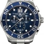 นาฬิกาผู้ชาย Tag Heuer รุ่น CAN1011.BA0821, Aquaracer Chronograph Grande Date