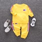 SY92-เสื้อ+กางเกง 4 ตัว/แพค ไซส์ 80-110