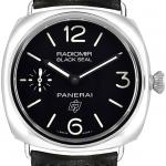 นาฬิกาผู้ชาย Panerai รุ่น PAM00380, Radiomir Black Seal Logo Acciaio Automatic