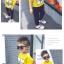 HZ759 -เสื้อ+กางเกง 5 ตัว/แพค ไซส์ 80-120 thumbnail 2