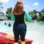 ชุดว่ายน้ำคนอ้วน พร้อมส่ง :ชุดว่ายน้ำไซส์ใหญ่แฟชั่นดำแต่งสีสันสดใส set 3 ชิ้นมีเสื้อแขนยาว บิกินี่ และกางเกงขายาวติดกางเกงขาสั้นด้านนอก แบบน่ารักมากๆจ้า:รายละเอียดไซส์คลิกเลยจ้า thumbnail 3